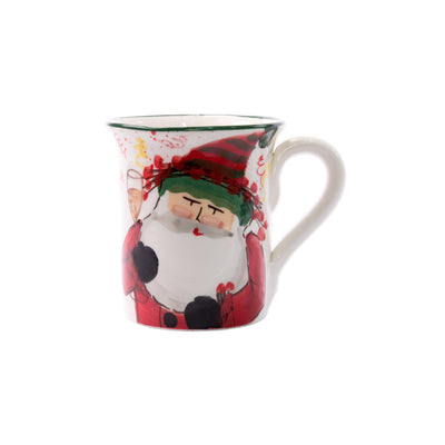 Old St. Nick 2018 Limited Edition Mug by VIETRI