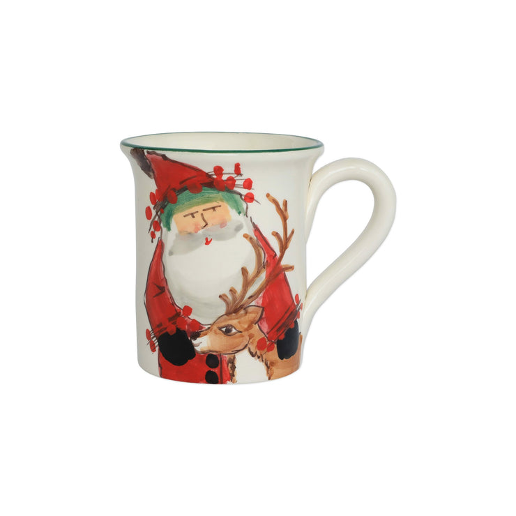 Old St. Nick 2019 Limited Edition Mug by VIETRI