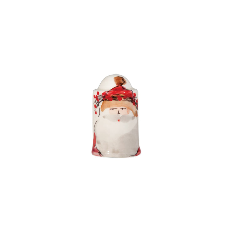 Old St Nick Salt and Pepper by VIETRI