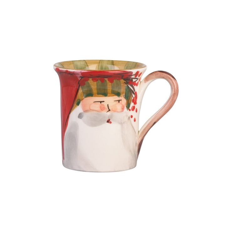 Old St Nick Mug - Striped by VIETRI
