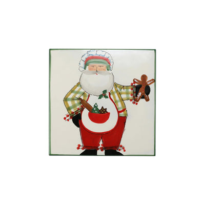 Old St. Nick Trivet by VIETRI