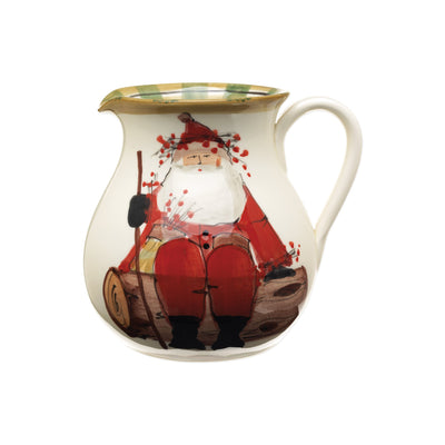 Old St Nick Round Body Pitcher by VIETRI