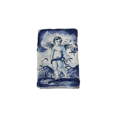Renaissance Cherub Tiles Individual Pieces - Assorted Designs