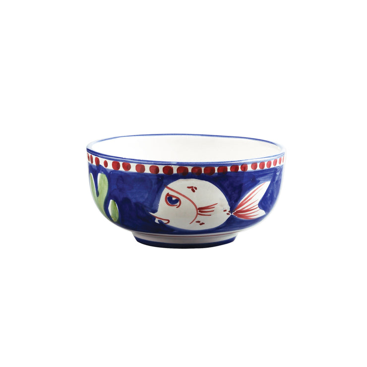 Campagna Pesce Cereal/Soup Bowl by VIETRI