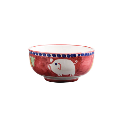 Campagna Porco Cereal/Soup Bowl by VIETRI