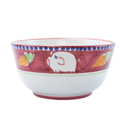 Campagna Porco Deep Serving Bowl by VIETRI