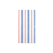 Papersoft Napkins Americana Stripe Guest Towels (Pack of 50) by VIETRI