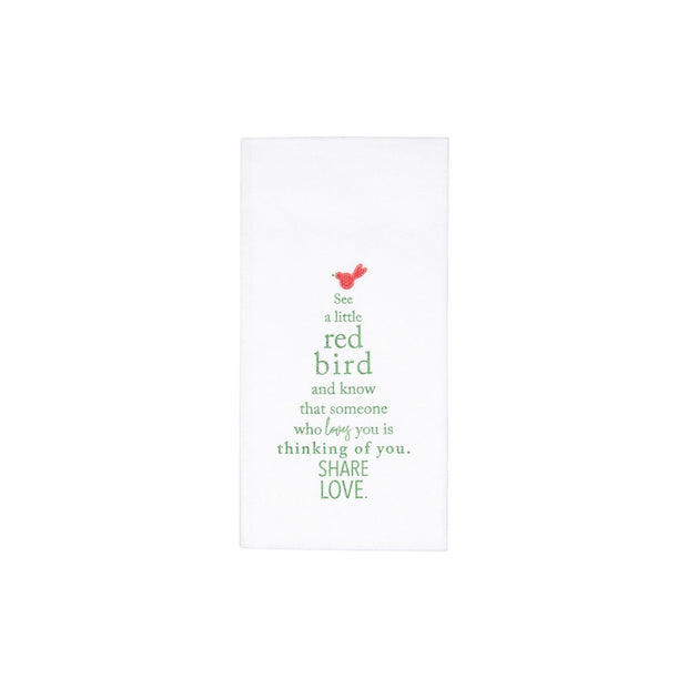 Papersoft Napkins Holiday Tree Guest Towels by VIETRI
