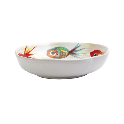 Pesci Colorati Pasta Bowl by VIETRI