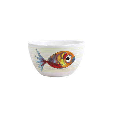 Pesci Colorati Cereal Bowl
