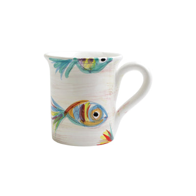 Pesci Colorati Mug by VIETRI