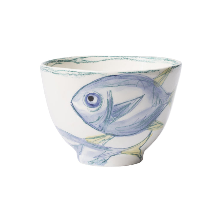 Pescatore Deep Serving Bowl by VIETRI
