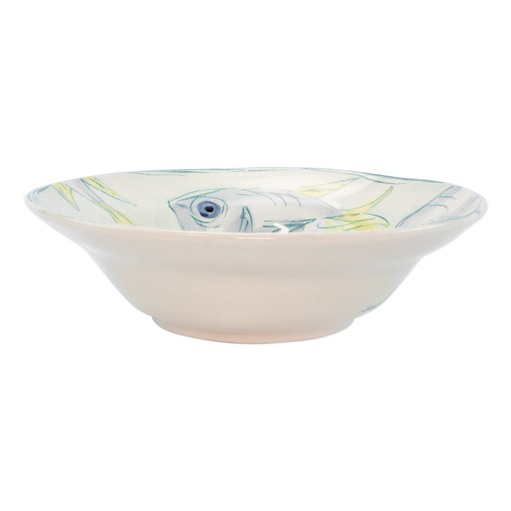 Pescatore Medium Serving Bowl by VIETRI