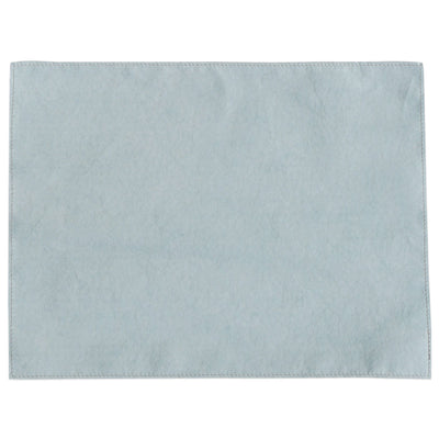 Washable Paper Placemats Aqua Placemats - Set of 4 by VIETRI