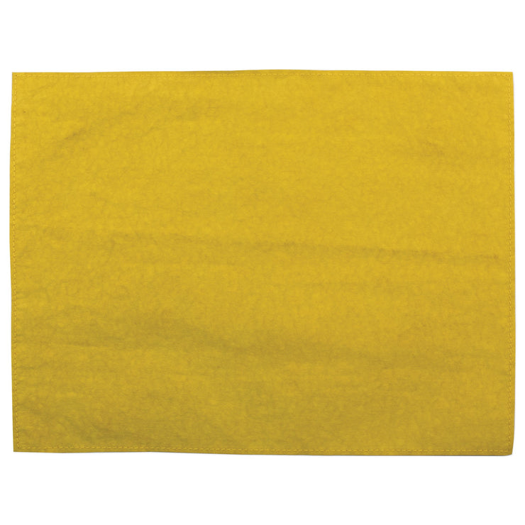 Washable Paper Placemats Chartreuse Placemats - Set of 4 by VIETRI