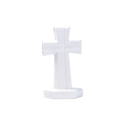 Religious Gifts Footed Small Cross by VIETRI