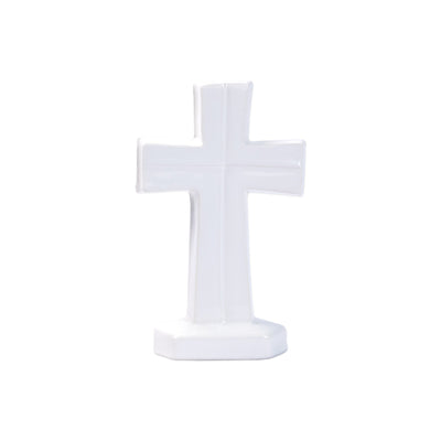 Religious Gifts Footed Medium Cross by VIETRI