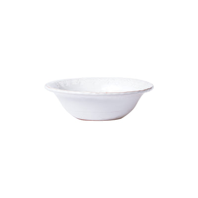 Bellezza Stone White Cereal Bowl by VIETRI