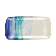 Sea Glass Ombre Rectangular Tray by VIETRI