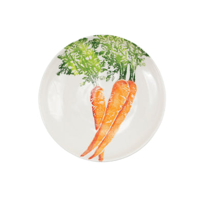 Spring Vegetables Carrot Pasta Bowl by VIETRI