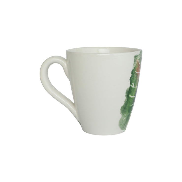 Spring Vegetables Cabbage Mug by VIETRI