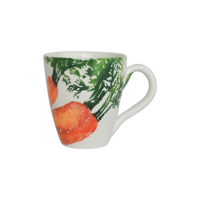 Spring Vegetables Carrot Mug by VIETRI