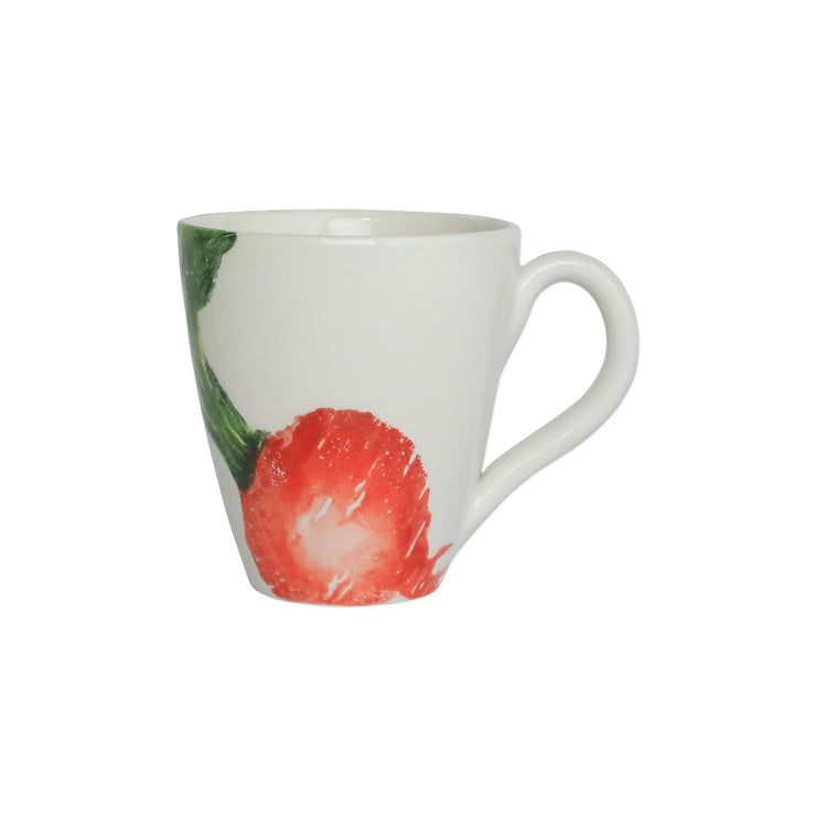 Spring Vegetables Radish Mug by VIETRI