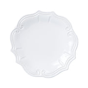 Incanto Stone Baroque Dinner Plate by VIETRI