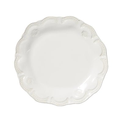 Incanto Stone White Lace Dinner Plate by VIETRI