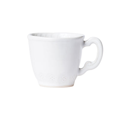 Incanto Stone Lace Mug by VIETRI
