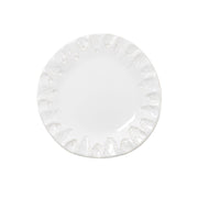Incanto Stone White Assorted Canape Plates - Set of 4 by VIETRI