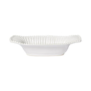 Incanto Stone Stripe Small Au Gratin by VIETRI