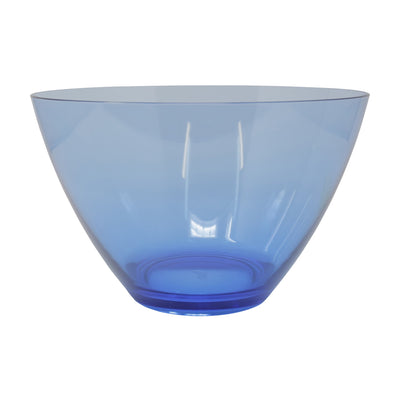 Stile Blue Medium Polycarbonate Bowl by VIETRI