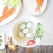 Spring Vegetables Deep Bowl