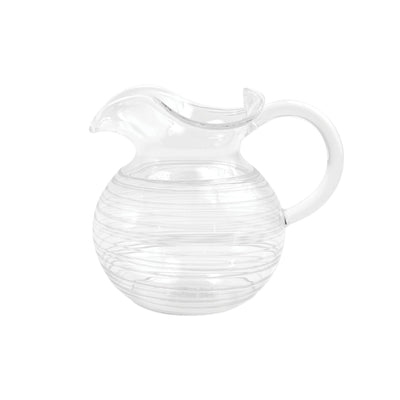 Swirl Three-Spout Pitcher