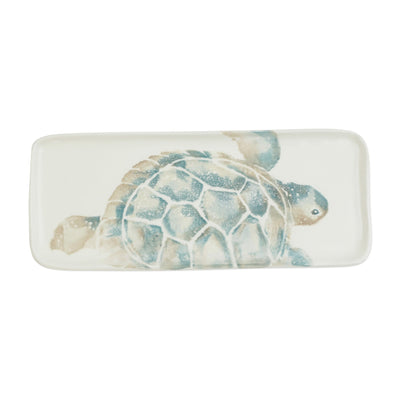Tartaruga Narrow Rectangular Tray by VIETRI