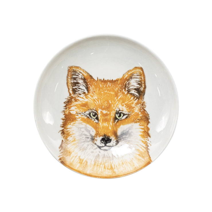 Into the Woods Fox Pasta Bowl by VIETRI