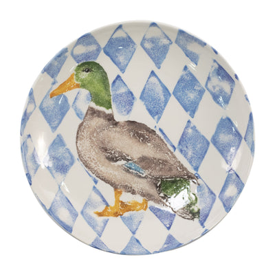 Into the Woods Mallard Medium Bowl by VIETRI