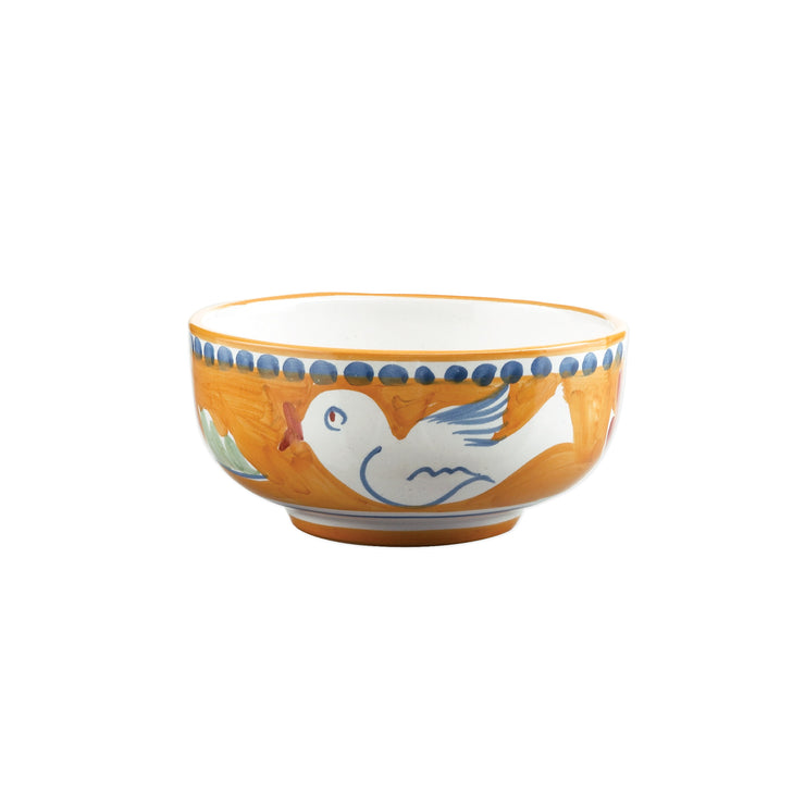 Campagna Uccello Cereal/Soup Bowl by VIETRI