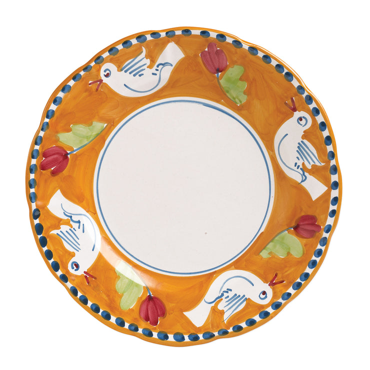 Campagna Uccello Service Plate/Charger by VIETRI