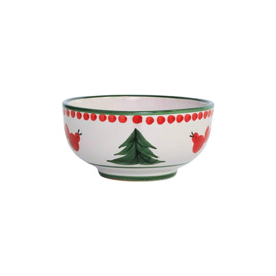 Uccello Rosso Cereal/Soup Bowl by VIETRI