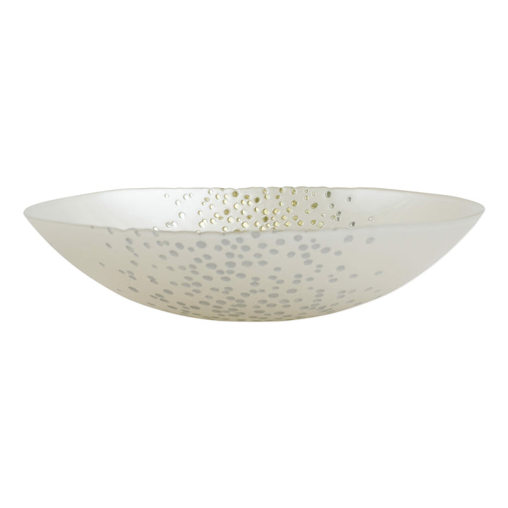 Confetti Glass Medium Bowl by VIETRI