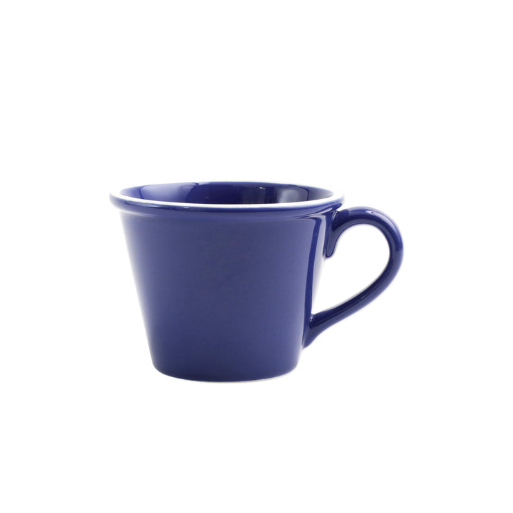 Chroma Blue Mug by VIETRI