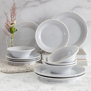 Chroma 12-Piece Place Setting