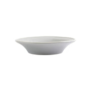 Chroma Light Gray Pasta Bowl by VIETRI