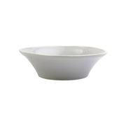 Chroma Light Gray Cereal Bowl by VIETRI