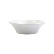 Chroma White Cereal Bowl by VIETRI