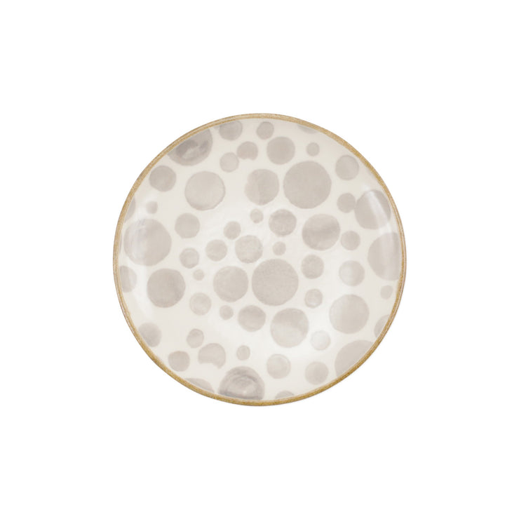 Earth Bubble Cocktail Plate by VIETRI