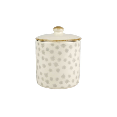 Earth Flower Small Canister