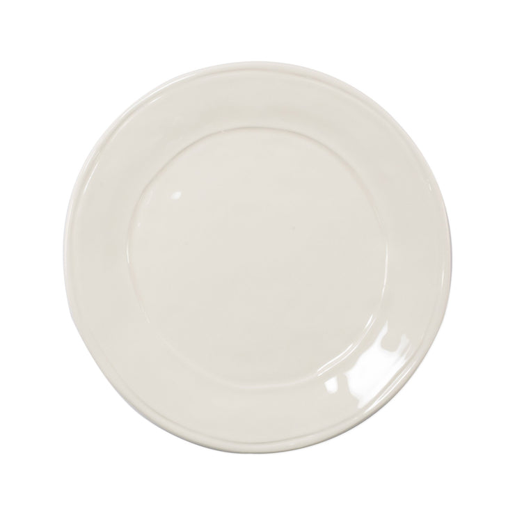 Fresh Linen Dinner Plate by VIETRI